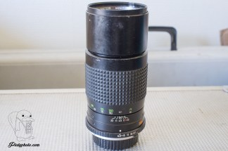 Minolta MC Tele Rokkor 200mm F:4.5