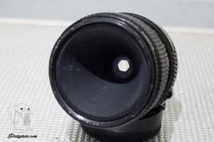 Canon nFD 50mm F:3.5 Macro