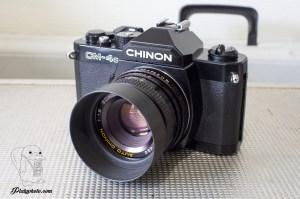 Chinon CM-4s + 50mm F:1.9