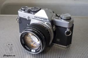 OLYMPUS OM-2 + 50mm F:1.4