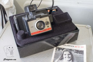Polaroid Colorpack 80 set + Boite
