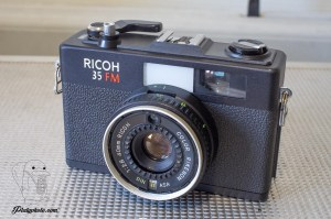 Ricoh 35FM 40mm F:2.8