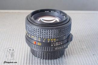 Minolta MD 50mm F:1.4