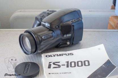 Olympus IS-1000 35-135mm