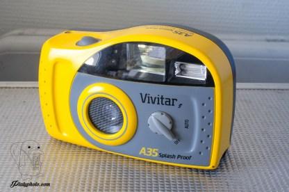 Vivitar A35 Splash Proof