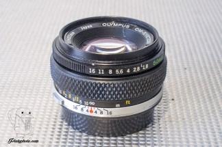Olympus Zuiko 50mm F:1.8