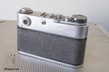 Fed 5b + Industar 61 55mm F:2.8