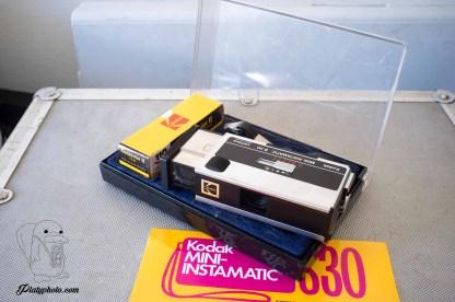 Kodak Mini Instamatic S-30 coffret