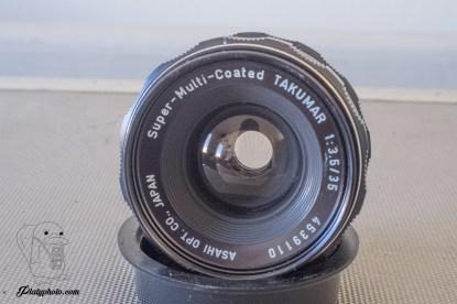 M42 SMC Takumar 35mm F:3.5