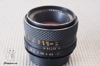 M42 Yashinon 50mm F:1.7