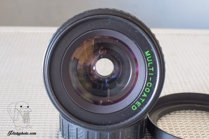 -Minolta MD- Makinon 28mm F:2.8