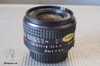 Minolta W.Rokkor 28mm F:3.5