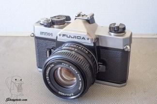 Fujica STX-1 + Fujinon 50mm F:1.9