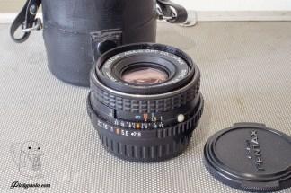 SMC PENTAX-M 28mm F:2.8