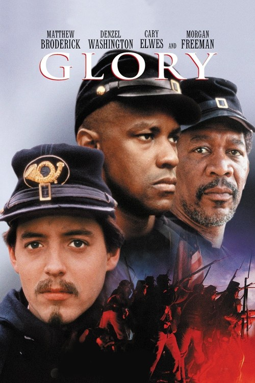 Released in 1989, the movie Glory depicted the Boston abolitionist Robert Gould Shaw's leadership of the 54th Massachusetts, one of the first all-black volunteer companies to fight for the Union Army in the American Civil War.