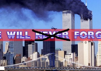 We will forget
