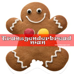 Transgenderbread man