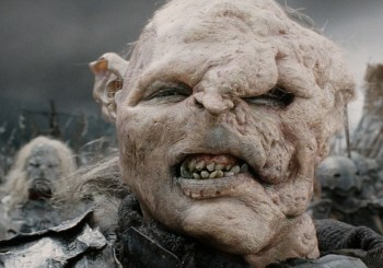 Ugly orc is ugly