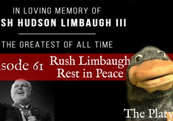 Episode 61 - Rush Limbaugh Rest in Peace
