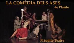 Comedia dels Ases-Plaudite Teatre
