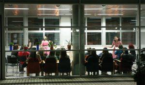 Plàudite Teatre-Mujeres en la Cornisa. Las Películas del Invierno
