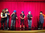 Teatre Comunitari-Teatre Social a l'Escola Milagros Consarnau