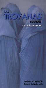 Las Troyanas-Plàudite Teatre