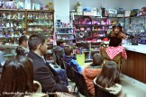 Violeta Anto, Contes del cistell a Dissabtes a Santa Eulàlia L'H