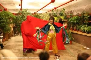 Plàudite Teatre, Vinyoli el Mag
