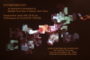 Performance inaugural de Interferences
