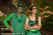 Plaudite Teatre at the Global Day of Discovery 2015 at Renaissance Barcelona Fira Hotel