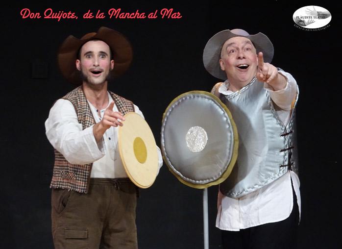 Don Quijote, de la Mancha al Mar