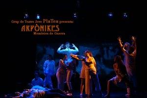 Arpònikes. Memòries de guerra. Grup de Teatre Jove PlaTea