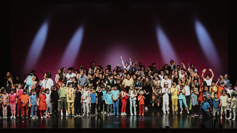 Escola Plàudite Teatre