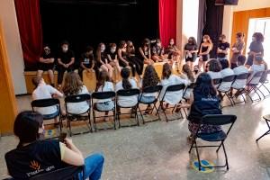 (Català) Taller d'Arts Escèniques d'estiu jove de Plàudite Teatre