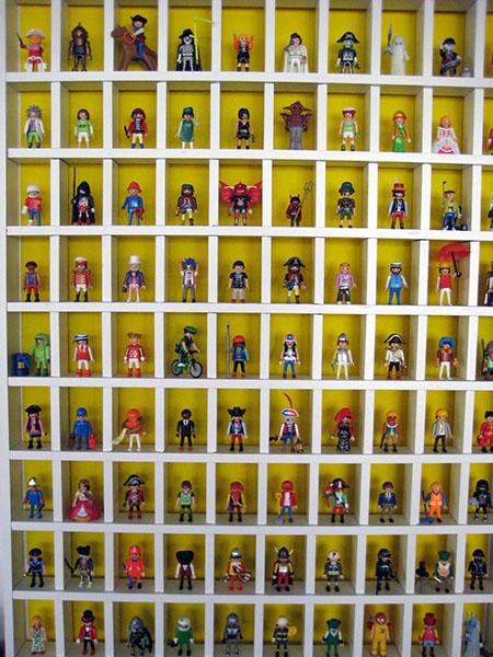 Erics Schatzkiste Playmobil Figuren