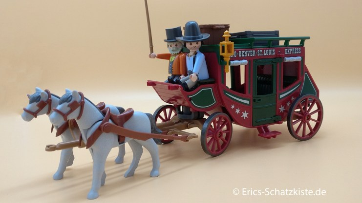 Playmobil® 4399 Western Postkutsche (Get it @ PLAY-BAY.de)