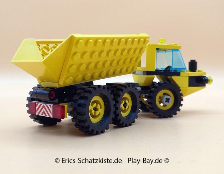 Lego® 6581 Schwerer Muldenkipper Dig 'n dump (Get it @ PLAY-BAY.de)