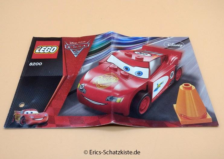 Lego® 8200 Radiator Springs Lightning McQueen (Get it @ PLAY-BAY.de)