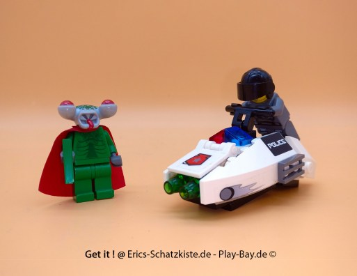 Lego® 5969 [Space Police III] Squids Flucht Squidman Escape (Get it @ PLAY-BAY.de)