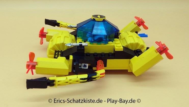 Lego® 6145 [Aquanauts] Amphibienwalze Crystal Crawler (Get it @ PLAY-BAY.de)