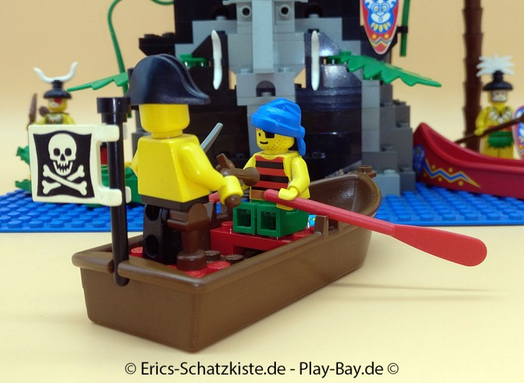 Lego® 6264 [Pirates] Tropenhöhle Forbidden Cove (Get it @ PLAY-BAY.de)