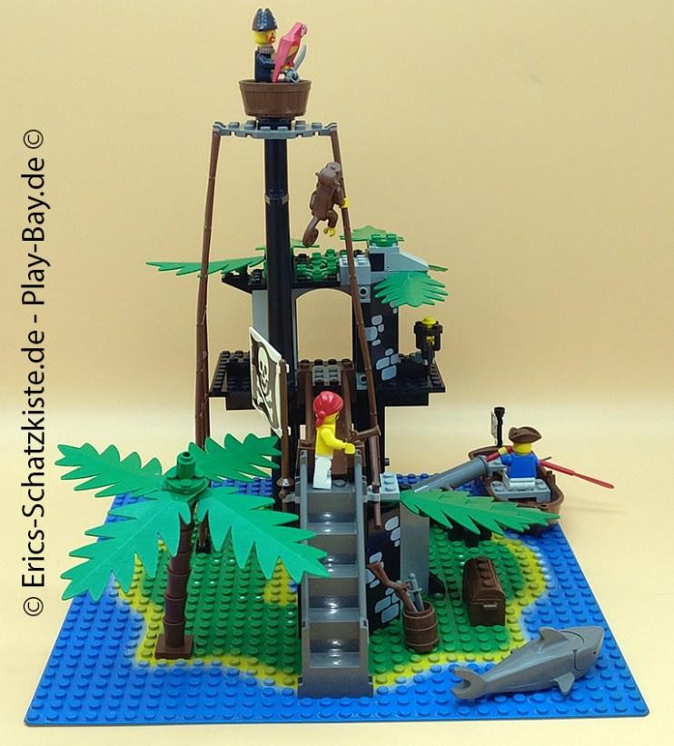 Lego® 6270 [Pirates] Pirateninsel Forbidden Island (Get it @ PLAY-BAY.de)