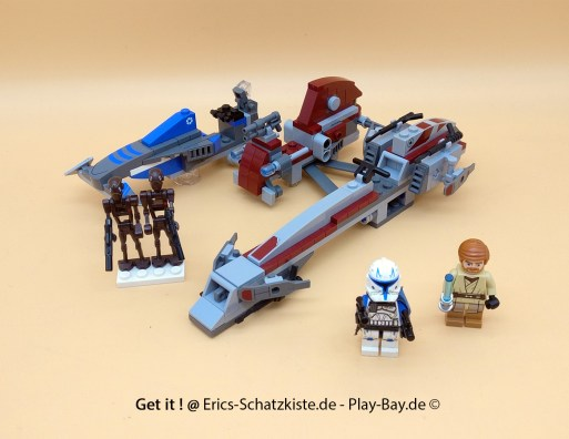 Lego® 75012 [Star Wars] BARC Speeder with Sidecar (Get it @ PLAY-BAY.de)