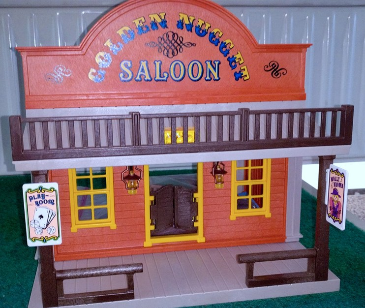 Playmobil® Saloon