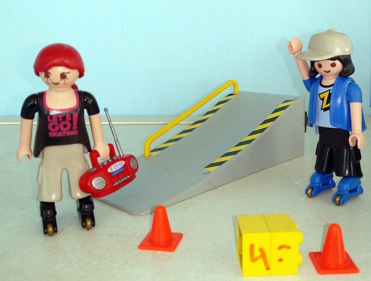 Playmobil® Skater