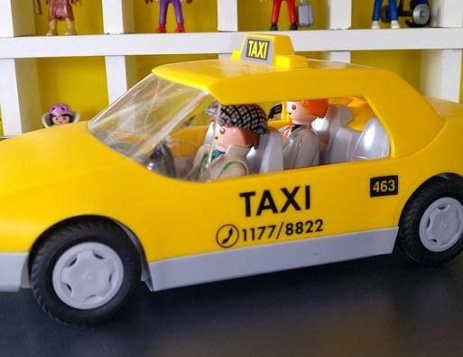 Playmobil® Taxi