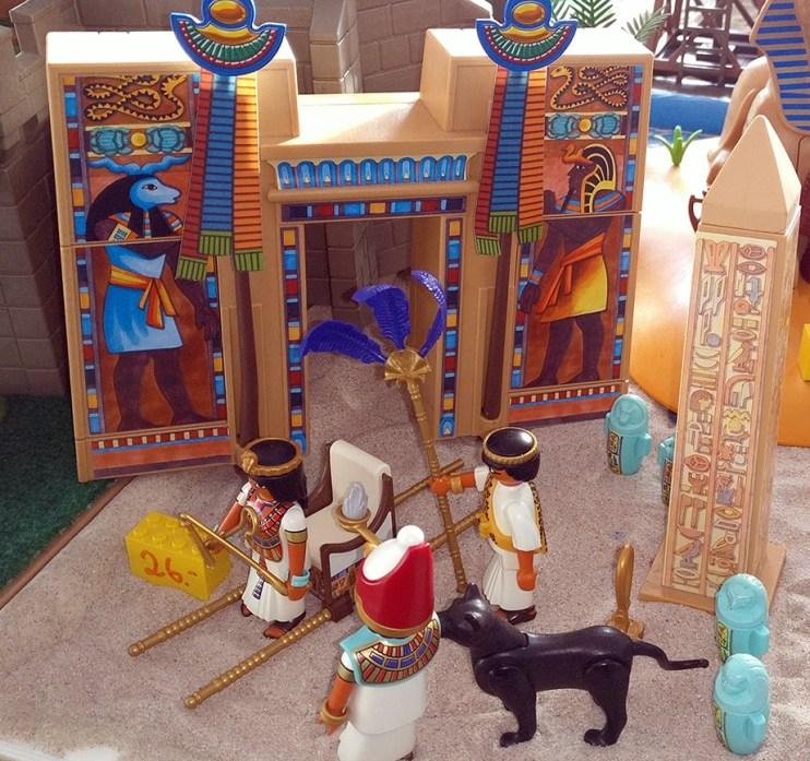 Playmobil® Ägyptischer Tempel