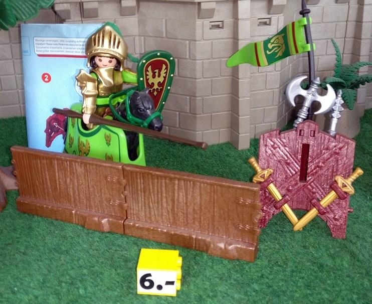 Playmobil® Turnier Ritter