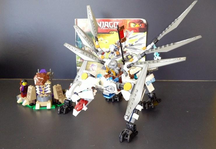 Lego® 70148 [Ninjago] Titan Drache titanium dragon (Get it @ PLAY-BAY.de)